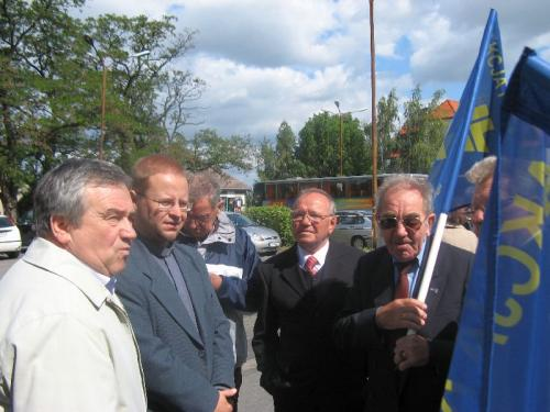 Z życia parafii: kwiecień-czerwiec - 2012