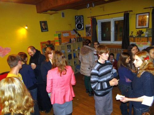 Z życia parafii: listopad-grudzień - 2012