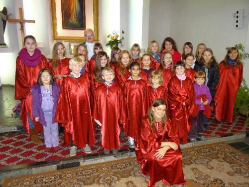 Z życia parafii: wrzesień-listopad - 2012