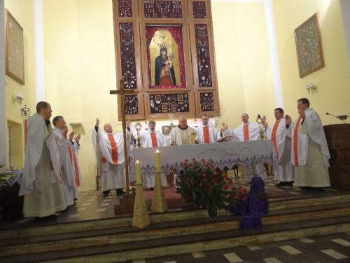 Odpust parafialny - 2013