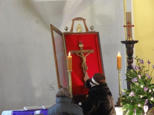 Peregrynacja krzyża papieskiego - 2013