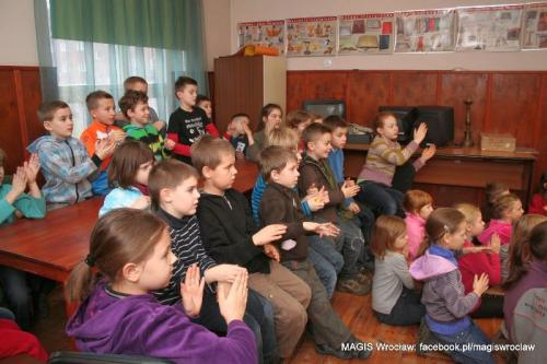 Rekolekcje Wielkopostne dzieci - 2013