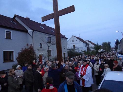 Z życia parafii: marzec-kwiecień - 2014